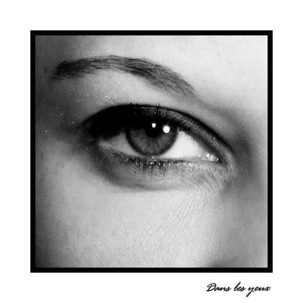 Les yeux ... Comclazd